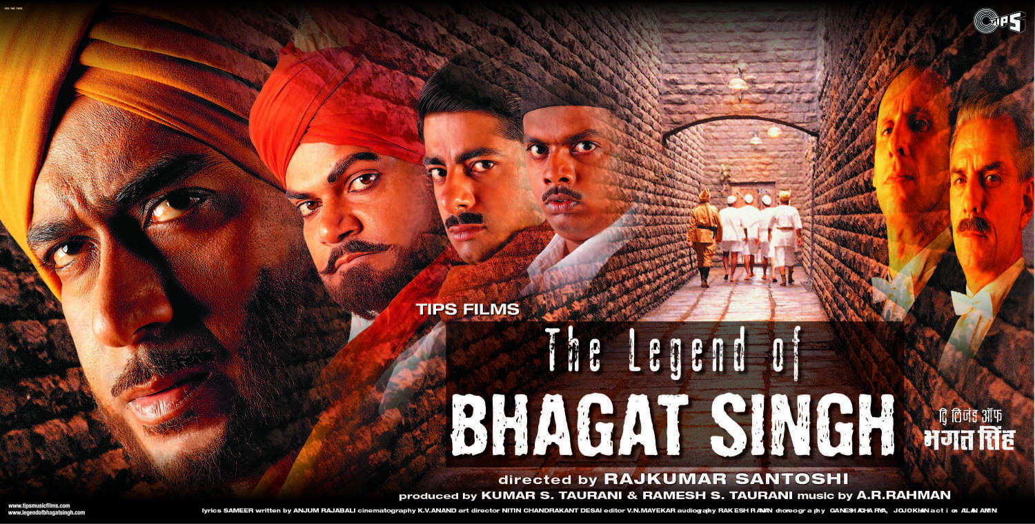 Image result for the legend of bhagat singh
