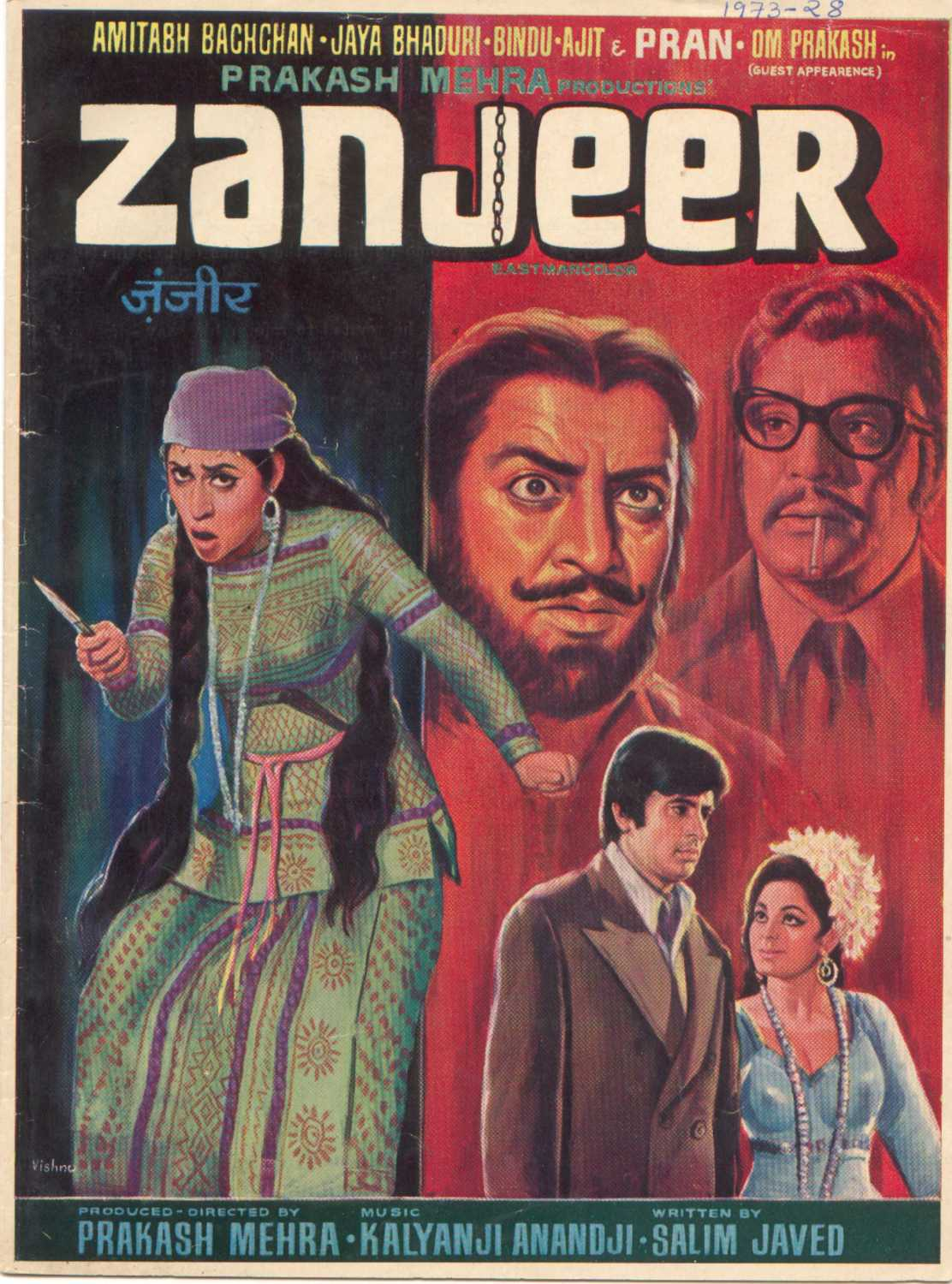 Zanjeer Review Well Paced Revenge Drama That Works Despite The Thin