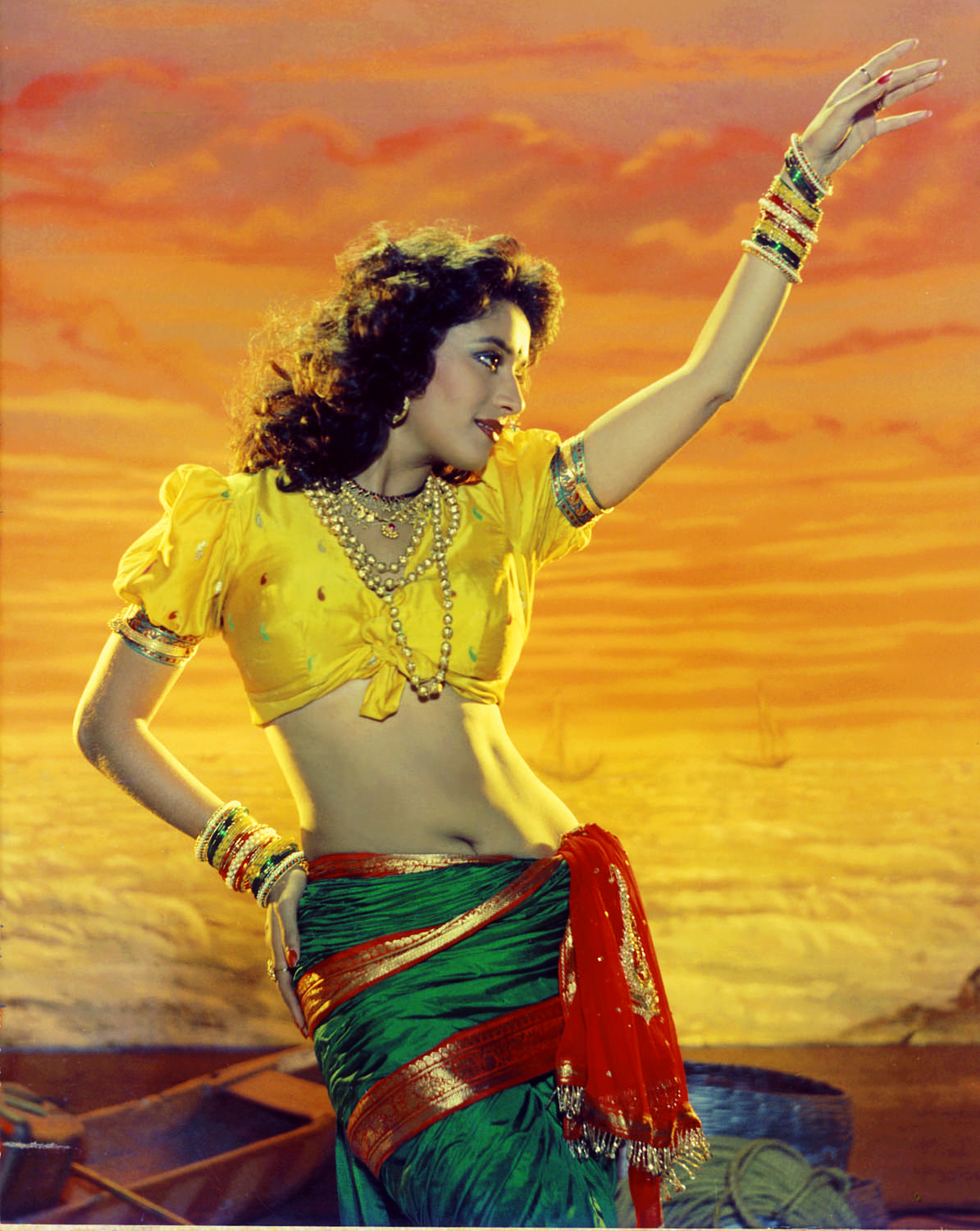 The dazzling dance numbers of Madhuri Dixit — birthday special