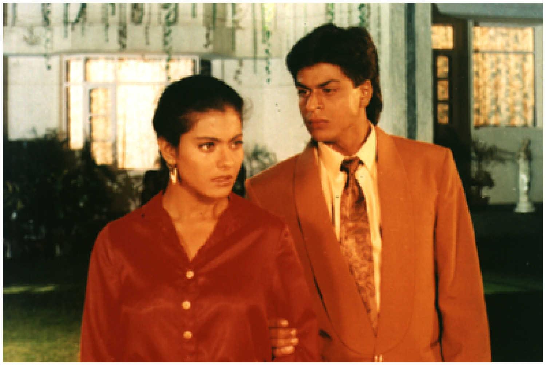 baazigar 1993 review star cast news photos cinestaan