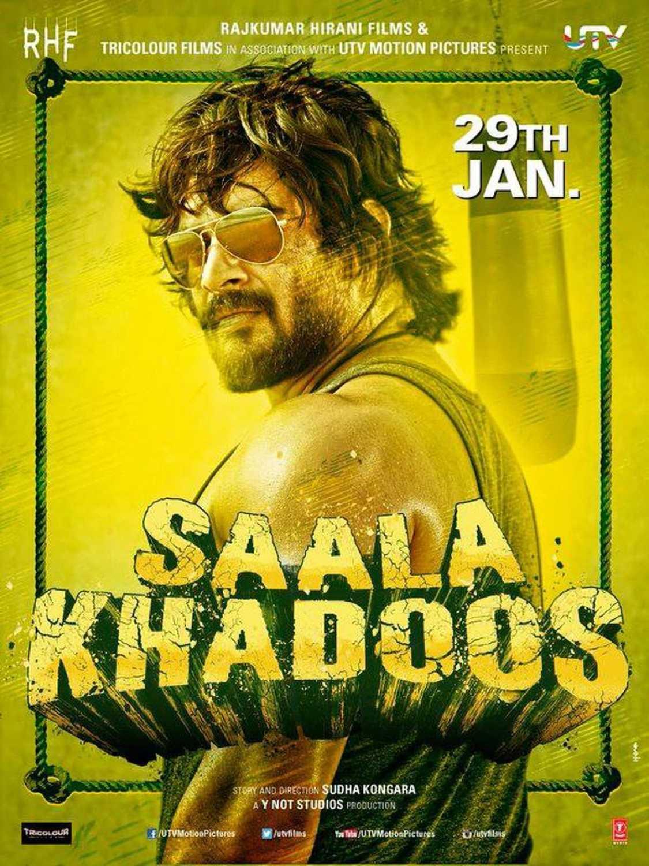 Saala Khadoos (2016) - Review, Star Cast, News, Photos | Cinestaan