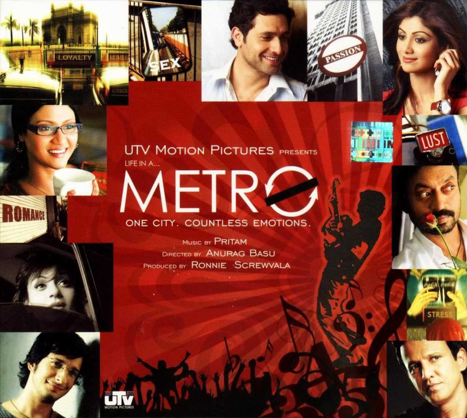 Roop Bhullar 31 March New Song: Life In A... Metro (2007)