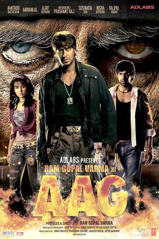 Ram Gopal Varma Ki Aag (2007) - Review, Star Cast, News