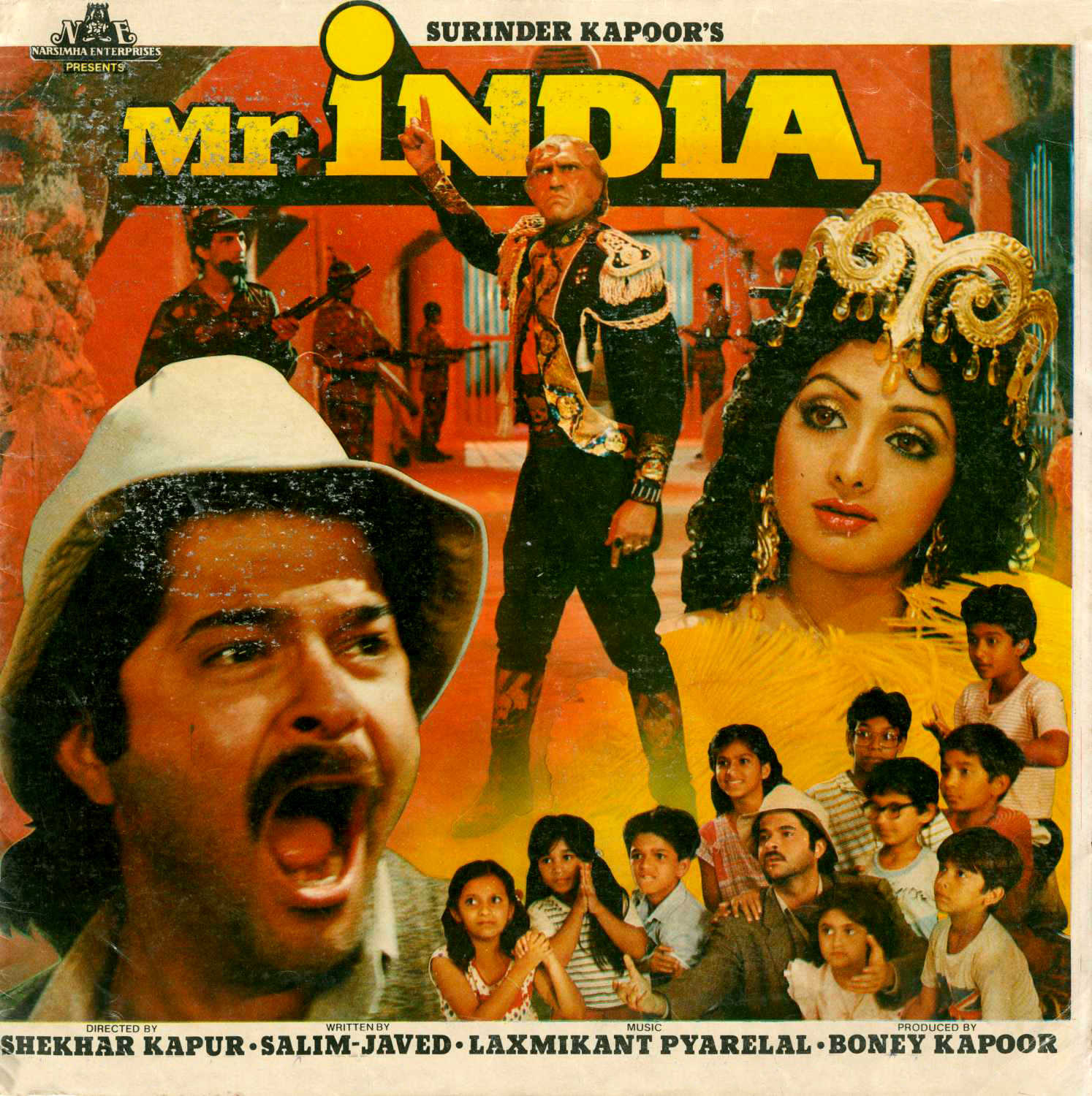 Image result for Mr. India