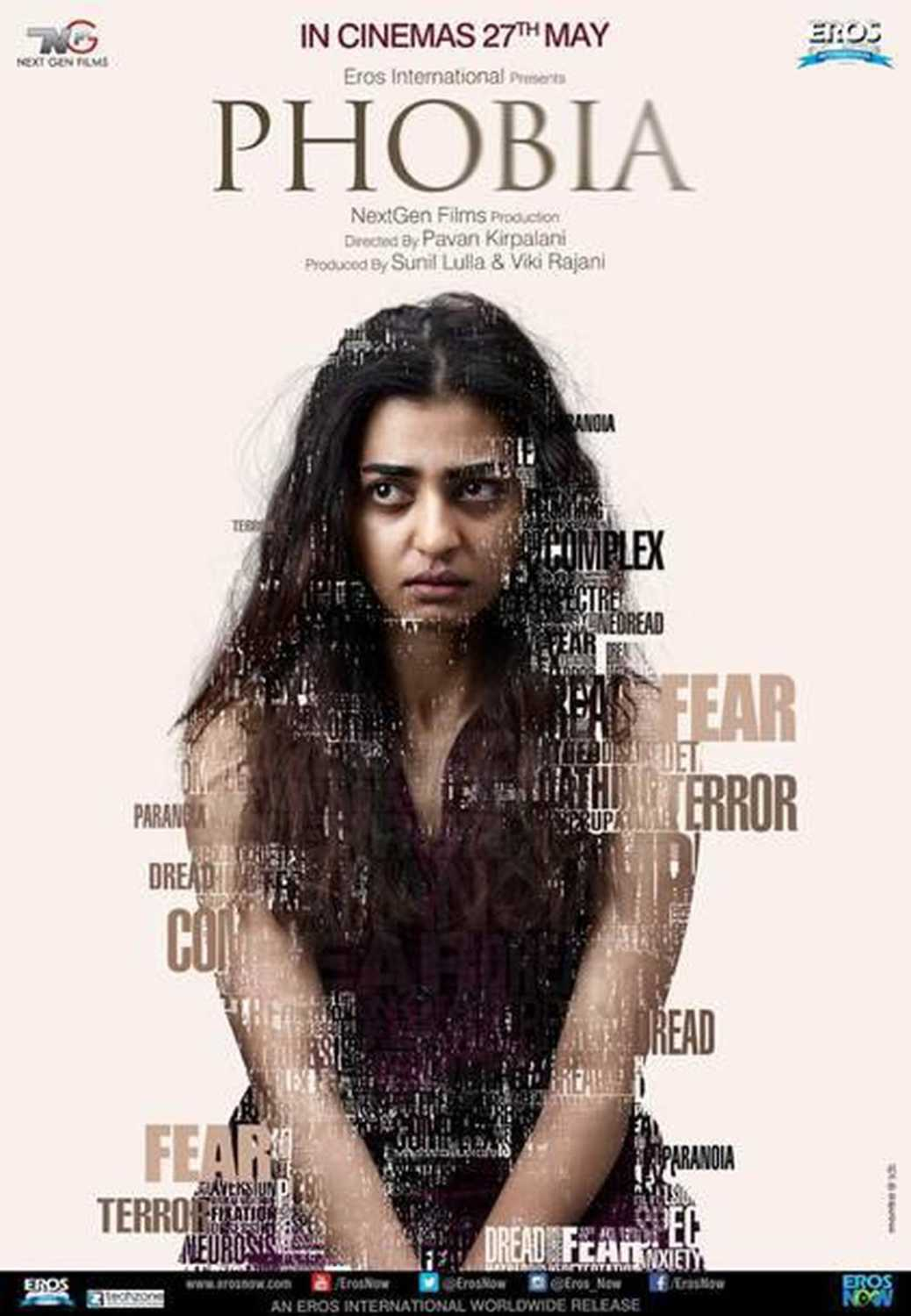 Phobia (2016) - Review, Star Cast, News, Photos | Cinestaan