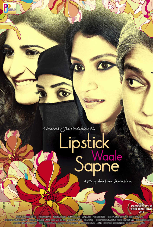 Lipstick Under My Burkha trailer: Snazzy tale of women breaking free
