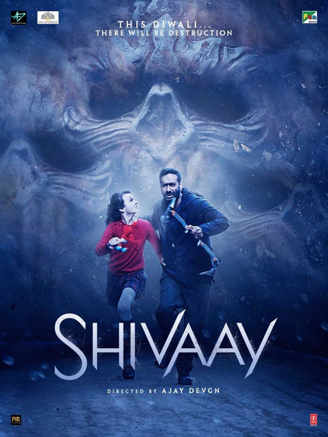 Shivaay's latest song, 'Raatein', is an adorable song for a father-daughter  date