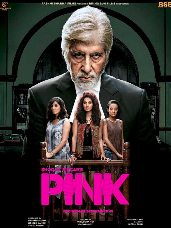 Pink (2016) - Review, Star Cast, News, Photos | Cinestaan