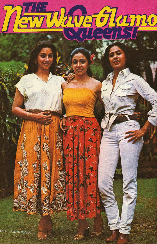 Image result for deepti naval smita patil shabana azmi actresses