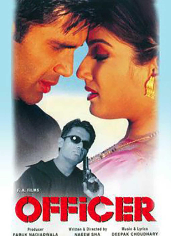 Officer (2001) Hindi 720p HEVC HD xRip265 AAC Full Bollywood Movie [750MB]