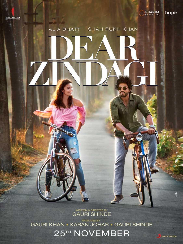 Dear Zindagi (2016) - Review, Star Cast, News, Photos | Cinestaan