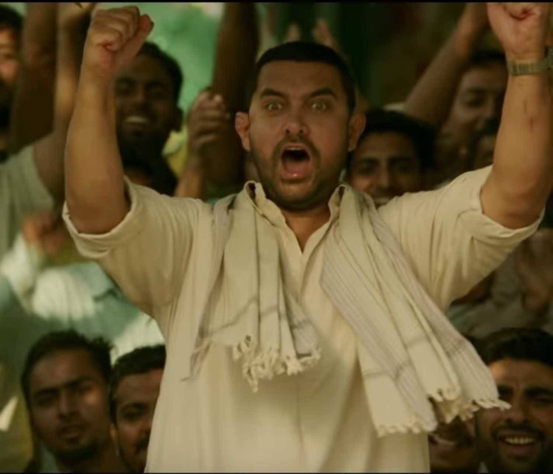 Watch Aamir Khan Flattens Gender Stereotypes In Dangal Trailer