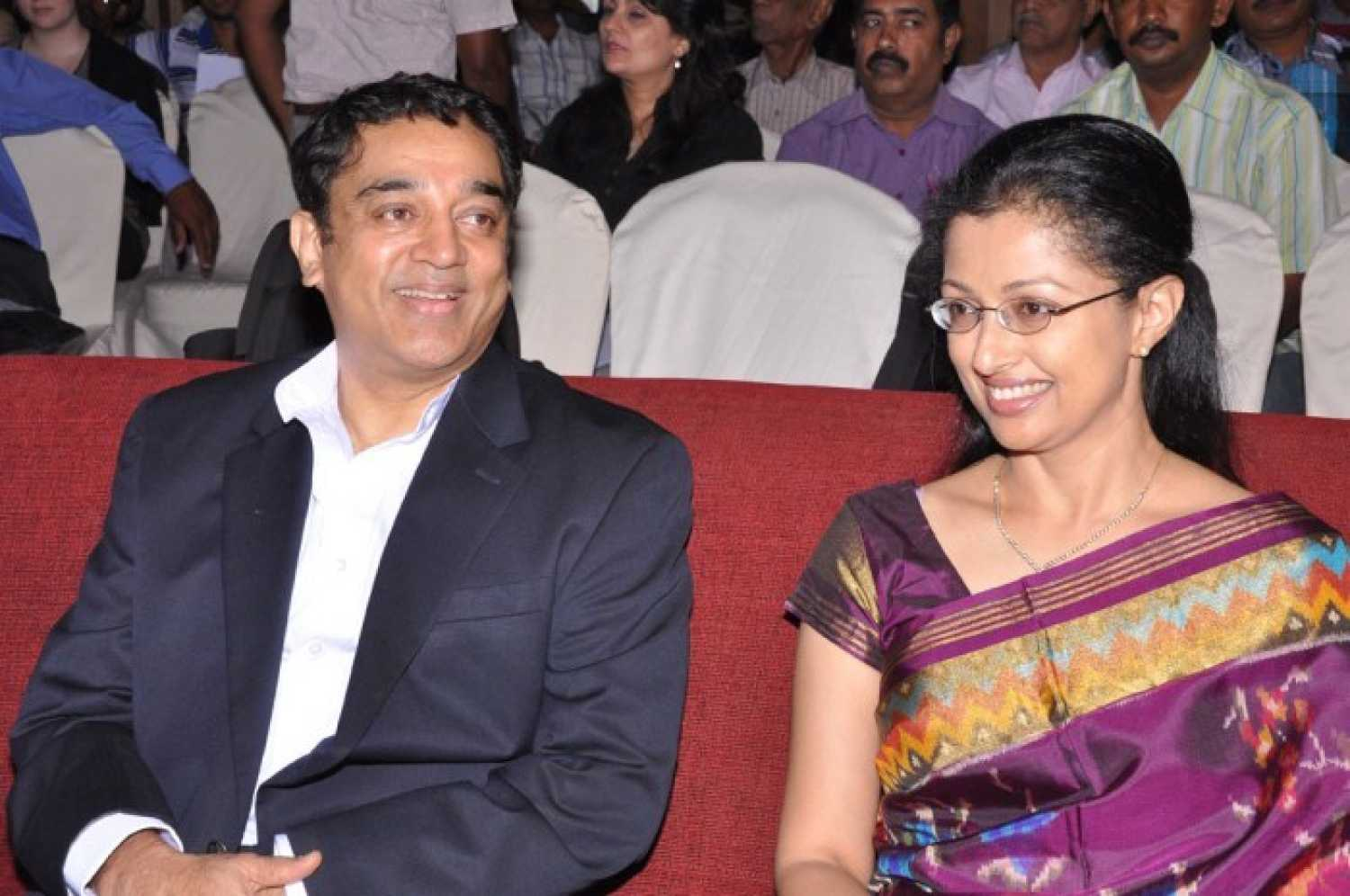 Image result for kamal hassan gautami