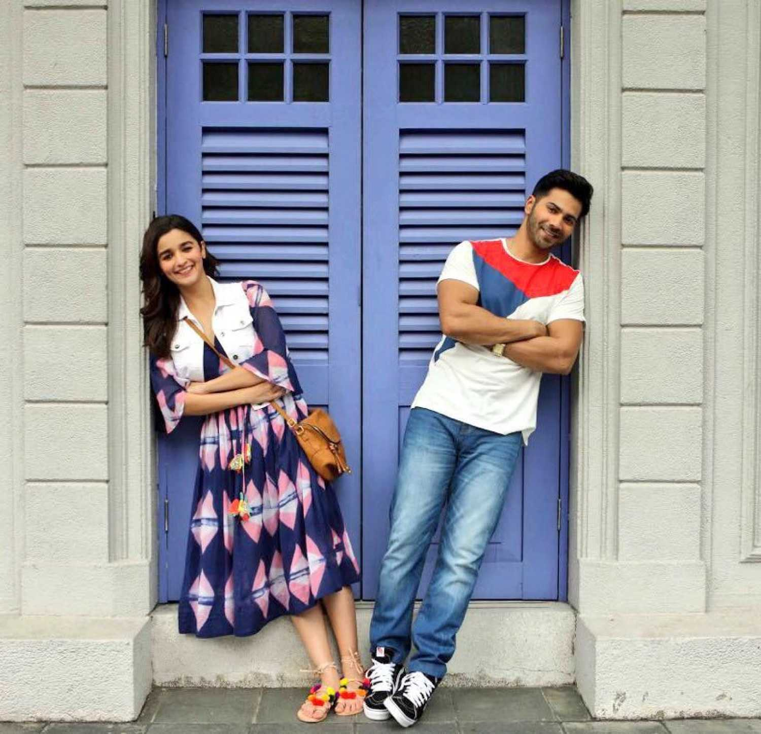 Image result for latest images of varun dhawan with alia bhatt