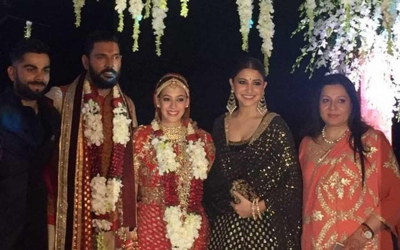 Virat kohli and anushka sharma wedding photos videos