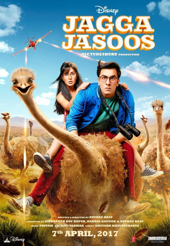 Image result for jagga jasoos poster
