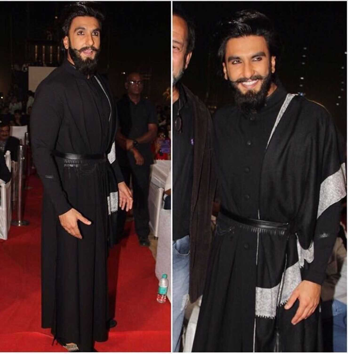 Image result for ranvir singh in umang 2017