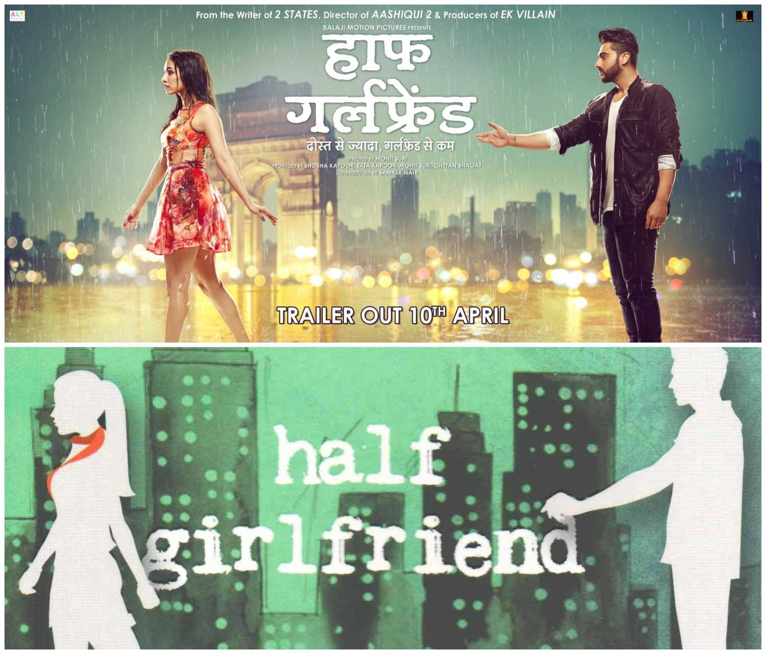 The Half Girlfriend Book