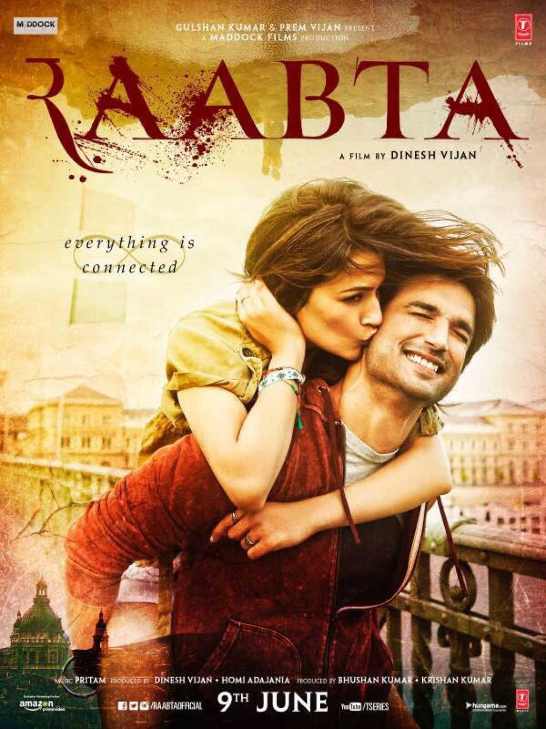 Raabta (2017) - Review, Star Cast, News, Photos | Cinestaan