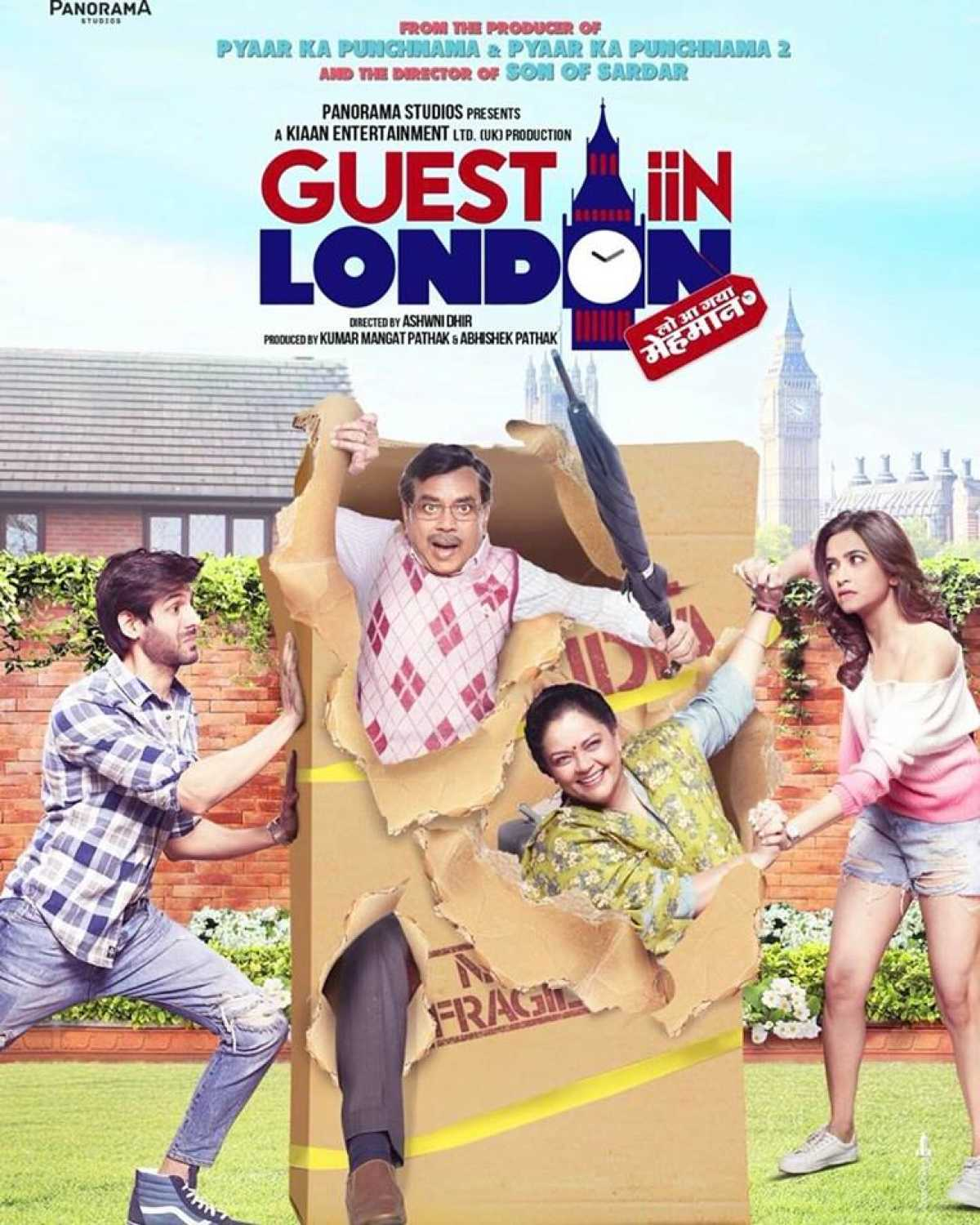 Guest Iin London (2017) - Review, Star Cast, News, Photos | Cinestaan