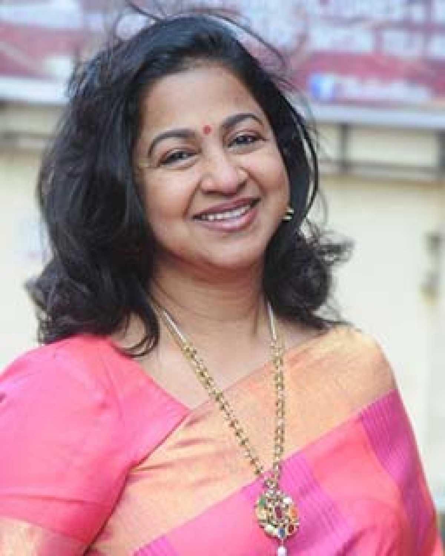 Radhika Sarathkumar movies, filmography, biography and songs - Cinestaan.com