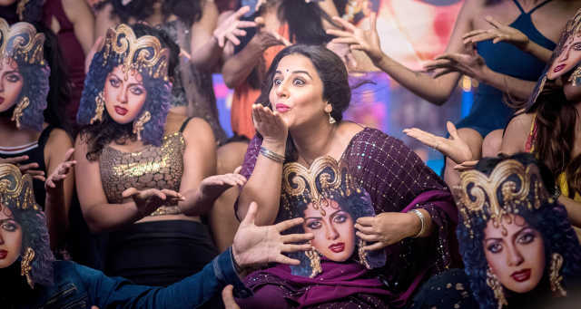 Tumhari Sulu Day 7 in overseas