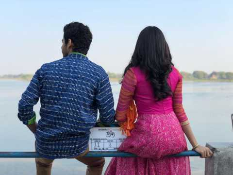 Ishaan Khattar And Janhvi Kapoor in Udaipur for Dhadak