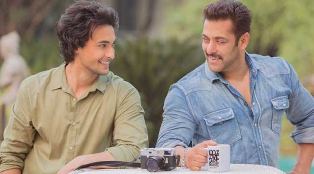 Salman Khan launches brother-in-law Aayush Sharma in 'Loveratri'