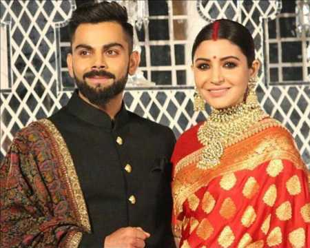 Anushka Sharma tears up the dance floor at wedding reception