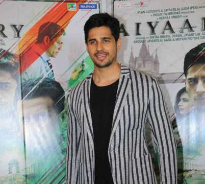 Aiyaary Gets U/A Certificate, Set To Release On February 16