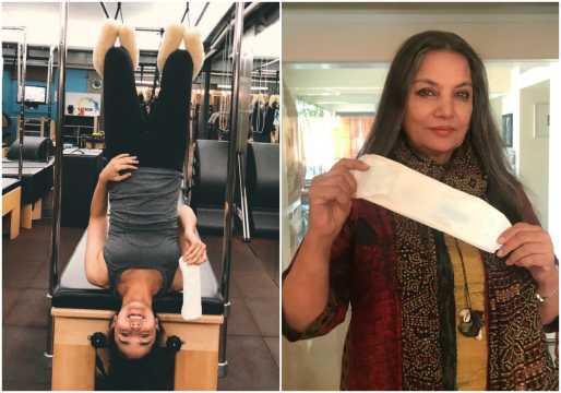 #PadManChallenge: Aamir Khan invites Salman, SRK, Big B to show sanitary pads