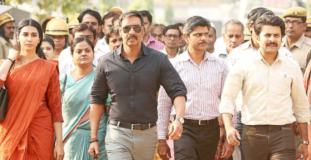 Raid collects Rs. 23.90 crore at BO