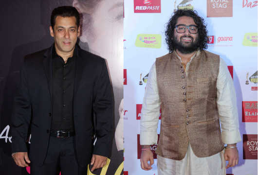 Is Arijit Singh losing work because of Salman Khan?