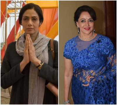 Hema Malini to Raveena Tandon, Bollywood mourns her death