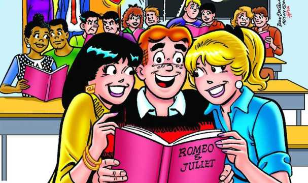 Graphic india brings Archie to bollywood