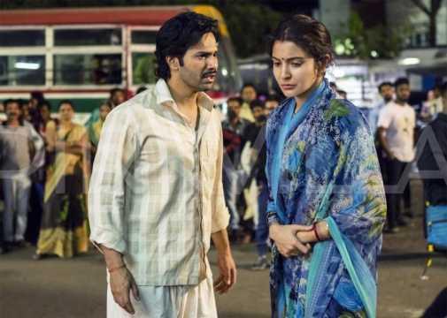 'Sui Dhaaga': Anushka Sharma, Varun Dhawan shoot in lanes of Bhopal