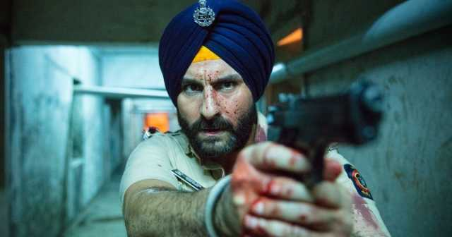 Netflix to release Saif Ali Khan's 'Sacred Games' in July 2018