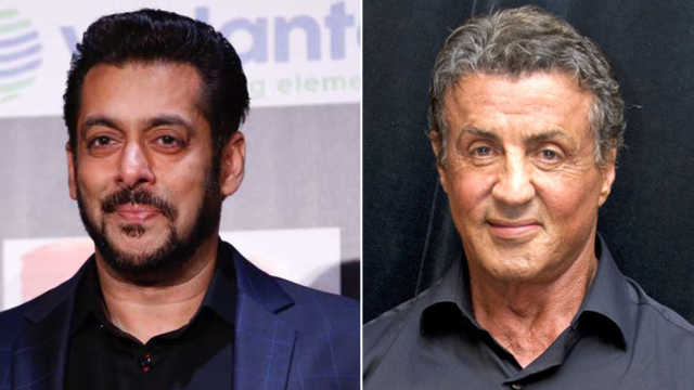 Sylvester Stallone wishes Salman Khan again, this time with right picture