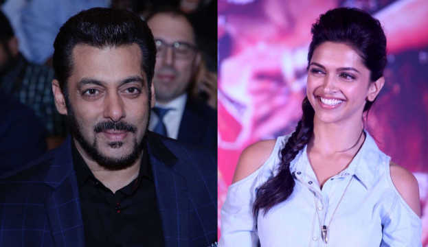 Did Deepika Padukone just SLAM Salman Khan?