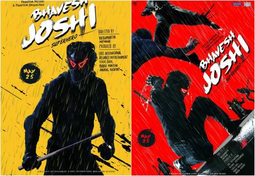 Harshvardhan Kapoor impresses in first look from Bhavesh Joshi Superhero