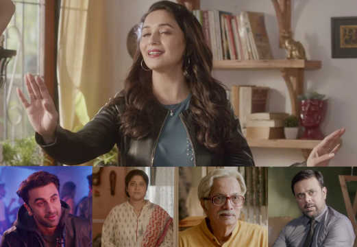 Bucket List trailer to be out today: Madhuri Dixit's debut Marathi film