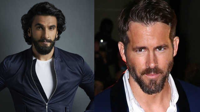 Ranveer Singh is the voice of Deadpool 2 in Hindi