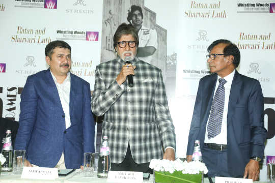 Amitabh Bachchan: 'I'll Never be Able to Do Film Direction'