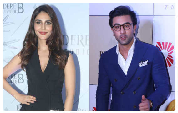 Vaani Kapoor confirmed with Ranbir Kapoor in YRF's 'Shamshera'