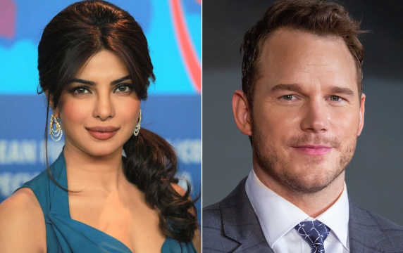 Priyanka Chopra joins Chris Pratt in action film 'Cowboy Ninja Viking'