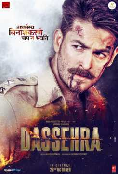 Dassehra (2018) Hindi HDRip 720p 1.1GB AAC 5.1 ESub MKV