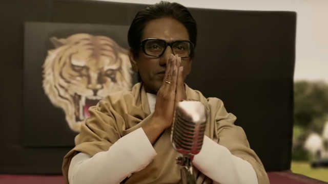 CBFC raises objections on Nawazuddin Siddiqui starrer Thackeray, read details
