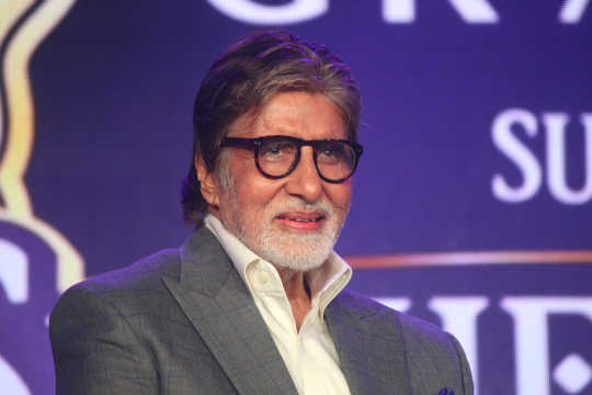 Amitabh Bachchan celebrates his second birth-day - view tweet