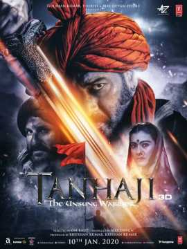 Tanhaji -The Unsung Warrior