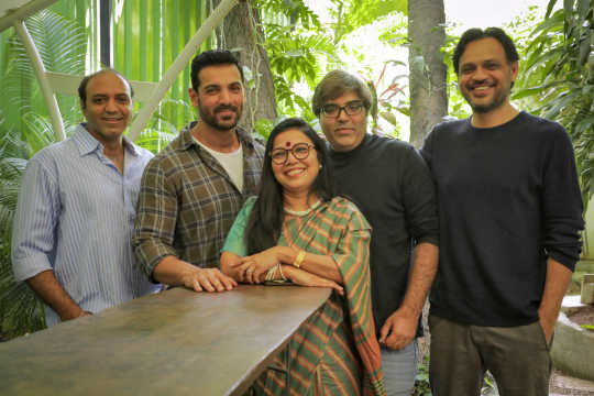 John Abraham To Turn Producer For Revathi Roy Biopic